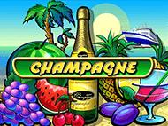 Автоматы на рубли Champagne