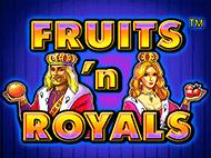Играть в автоматы Фрукты И Короли на деньги