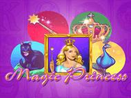 Игровые Аппараты с выводом денег Magic Princess