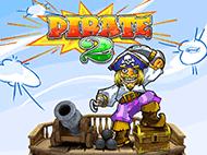 Pirate 2 - онлайн автоматы 777