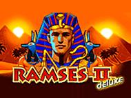 Играть в автоматы Ramses II Deluxe на деньги