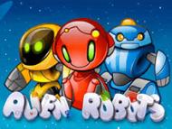 Автоматы Alien Robots 777 бесплатно в казино Вулкан