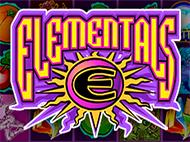Игровые автоматы Elementals с выводом денег