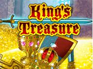 Игровой автомат King's Treasure на настоящие деньги