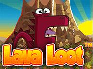 Играйте на деньги в игровой автомат Lava Loot