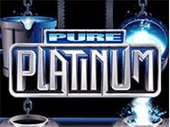 Онлайн игровой автомат 777 бесплатно или на деньги Pure Platinum