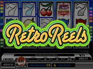 Ретро Барабаны - игровой автомат на деньги