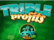 Играть на реальные деньги в автомат Triple Profits