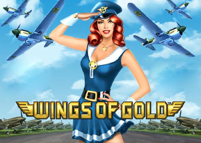 Игровые автоматы Wings Of Gold на реальные деньги