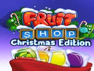 Играть в онлайн аппарат Магазин Фруктов: Рождественское Издание