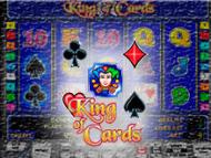 Автомат онлайн Король Карт играть