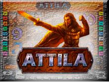 Играйте на деньги в автомат Атилла, выпущенный компанией Новоматик
