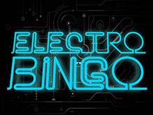 Азартная игра Электро Бинго - увлекательная лотерея